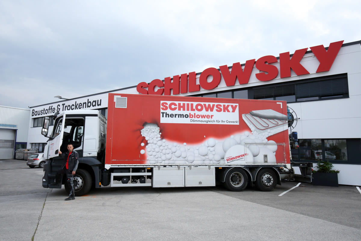 Schilowsky Thermoblower